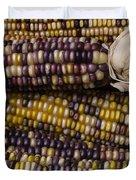 Corn Kernals Duvet Cover