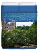 Cornell University Ithaca New York 09 Duvet Cover