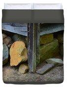 Corner Post 1 Duvet Cover
