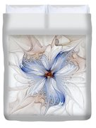 Cornflower Blues Duvet Cover