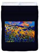 Cornflowers 746 Duvet Cover