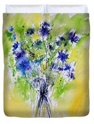 Cornflowers Duvet Cover