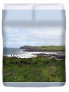 Cornwall Coast 3 Duvet Cover