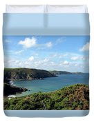 Cornwall Coast II Duvet Cover