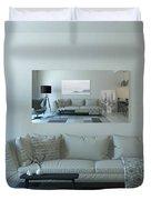 Cornwall Interior Design Duvet Cover