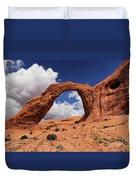 Corona Arch Duvet Cover