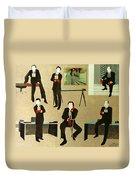 Corporate Image Duvet Cover