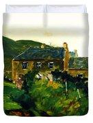 Corrymore 1913 Duvet Cover