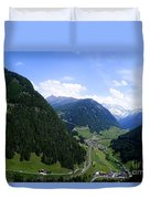 Cortina 7 Duvet Cover