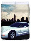 Corvette C-5 1997-2004 Duvet Cover