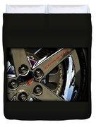Corvette Spokes II Duvet Cover