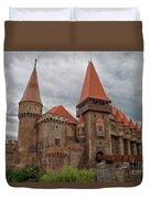 Corvin's Castle Duvet Cover