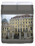 Cosel Palais  -  Dresden -  Germany Duvet Cover