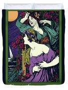 Cosi Fan Tutte Opera Duvet Cover