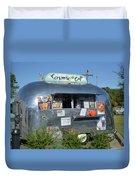 Cosmic Cafe Duvet Cover
