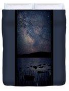 Cosmic Fantasy Duvet Cover