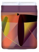 Cosmic Lifecircuits Duvet Cover