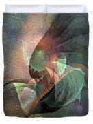 Cosmic Tundra Duvet Cover