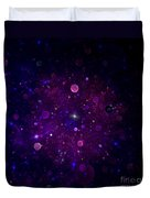 Cosmic Wonders Duvet Cover
