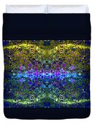 Cosmos Crown Jewels 2 Duvet Cover