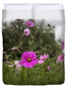 Cosmos Flower Duvet Cover