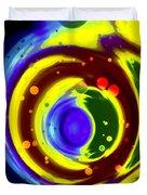 Cosmos Drift Duvet Cover