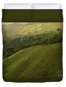 Costa Rica Pasture Duvet Cover