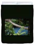 Costa Rican Indiana Jones Adventure Duvet Cover