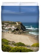 Costa Vicentina Village Duvet Cover