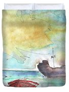 Costa Teguise 01 Duvet Cover