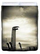 Cota Tower Duvet Cover