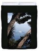 Cote D Azur Duvet Cover