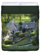 Cotswold Cottages Duvet Cover