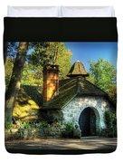 Cottage - The Little Cottage Duvet Cover
