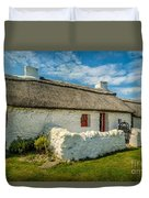 Cottage In Wales Duvet Cover