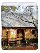 Cottage Industry Duvet Cover