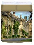 Cottage Row - Burford Duvet Cover