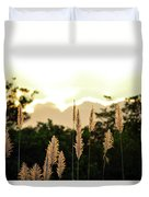 Cotton Candy Sunset 2 Duvet Cover