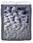 Cotton Clouds Duvet Cover