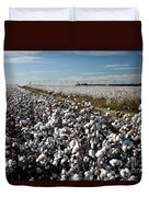 Cotton Field Duvet Cover