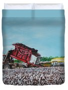 Cotton Pickin' Business Duvet Cover