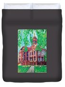 Cottonwood County Courthouse  Duvet Cover