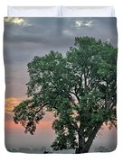 Cottonwood Pasture 2 Duvet Cover