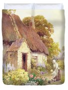 Country Cottage Duvet Cover