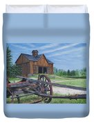 Country Farm Duvet Cover