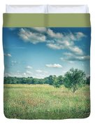 Country Fields Duvet Cover