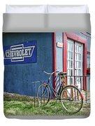 Country French Cafe Duvet Cover