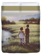 Country Kids Duvet Cover