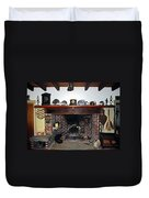 Country Kitchen Duvet Cover