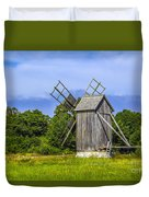 Country Mill Duvet Cover